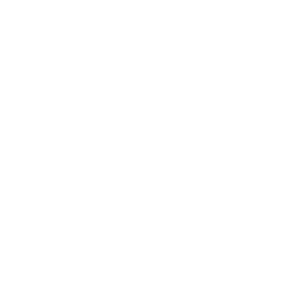 Blue Spring Water - White Logo